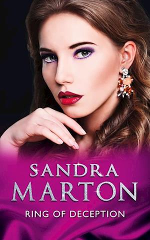 Ring Of Deception af Sandra Marton