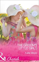 Groom's Little Girls (Mills & Boon Cherish) (Proposals in Paradise, Book 2)