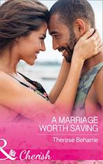 Marriage Worth Saving (Mills & Boon Cherish) af Therese Beharrie