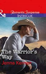 Warrior's Way (Mills & Boon Intrigue) (Apache Protectors: Tribal Thunder, Book 4)