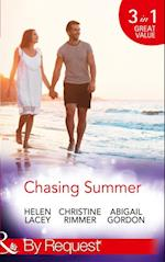 Chasing Summer: Date with Destiny / Marooned with the Maverick / A Summer Wedding at Willowmere (Mills & Boon By Request)
