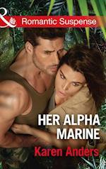 Her Alpha Marine af Karen Anders