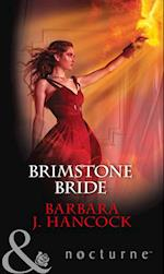 Brimstone Bride af Barbara J. Hancock