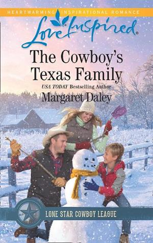 Cowboy's Texas Family af Margaret Daley