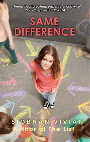 Same Difference af Siobhan Vivian