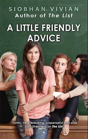 Little Friendly Advice af Siobhan Vivian