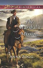 Marshal's Mission (Mills & Boon Love Inspired Historical)