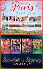From Paris With Love And Regency Season Of Secrets Ultimate Collection