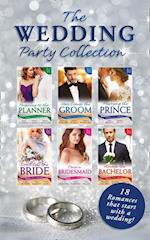 Wedding Party Collection (Mills & Boon e-Book Collections)