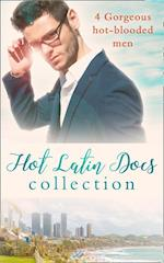 Hot Latin Docs Collection: Santiago's Convenient Fiancee / Alejandro's Sexy Secret / Rafael's One Night Bombshell / Dante's Shock Proposal (Mills & Boon e-Book Collections)