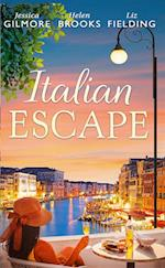 Italian Escape: Summer with the Millionaire / In the Italian's Sights / Flirting with Italian (Mills & Boon M&B) af Helen Brooks, Liz Fielding, Jessica Gilmore