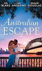 Australian Escape: Her Hottest Summer Yet / The Heat of the Night (Those Summer Nights, Book 2) / Road Trip with the Eligible Bachelor (Mills & Boon M&B) af Amy Andrews, Michelle Douglas, Ally Blake