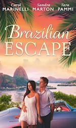 Brazilian Escape: Playing the Dutiful Wife / Dante: Claiming His Secret Love-Child (The Orsini Brothers, Book 2) / A Touch of Temptation (The Sensational Stanton Sisters, Book 2) (Mills & Boon M&B) af Carol Marinelli, Sandra Marton, Tara Pammi