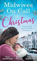 Midwives On Call At Christmas: Midwife's Christmas Proposal (Christmas in Lyrebird Lake, Book 1) / The Midwife's Christmas Miracle / Country Midwife, Christmas Bride (Mills & Boon M&B) (Christmas in Lyrebird Lake, Book 1)