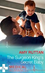 Surgeon King's Secret Baby (Mills & Boon Medical)