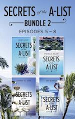 Secrets Of The A-List Box Set, Volume 2 (Mills & Boon M&B) (A Secrets of the A-List Title, Book 5)