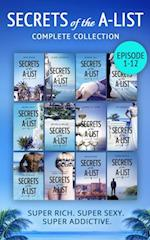 Secrets Of The A-List Complete Collection, Episodes 1-12 (Mills & Boon M&B) (A Secrets of the A-List Title, Book 1)