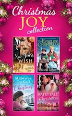 Mills and Boon Christmas Joy Collection (Mills & Boon e-Book Collections)