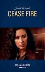 Cease Fire (Mills & Boon Heroes) (Omega Sector: Under Siege, Book 3)