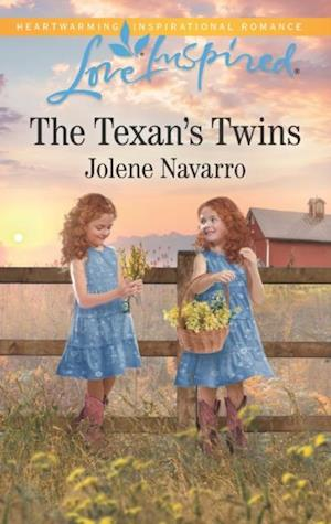 Texan's Twins (Mills & Boon Love Inspired) (Lone Star Legacy (Love Inspired), Book 2) af Jolene Navarro