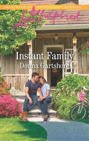 Instant Family (Mills & Boon Love Inspired) af Donna Gartshore