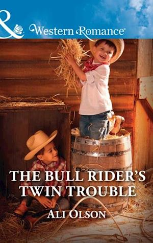 Bull Rider's Twin Trouble (Mills & Boon Western Romance) (Spring Valley, Texas, Book 1)