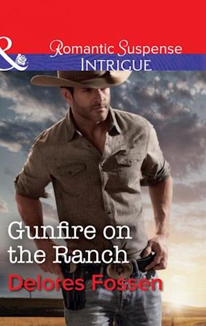 Gunfire On The Ranch (Mills & Boon Intrigue) (Blue River Ranch, Book 2) af Delores Fossen