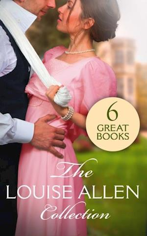 Louise Allen Collection: The Viscount's Betrothal / The Society Catch (Regency, Book 54) / Practical Widow to Passionate Mistress / The Bride's Seduction / Married to a Stranger / A Most Unconventional Courtship (Mills & Boon e-Book Collections) af Louise Allen