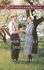 Amish Nanny's Sweetheart (Mills & Boon Love Inspired Historical) (Amish Country Brides, Book 2)