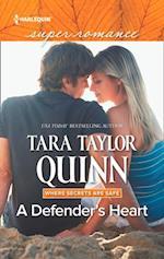 Defender's Heart (Mills & Boon Superromance) (Where Secrets are Safe, Book 15)