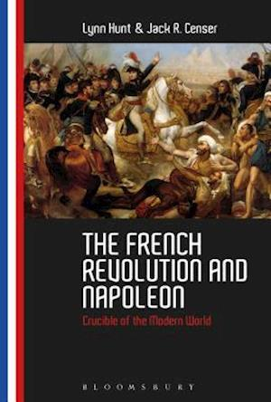 Bog, paperback The French Revolution and Napoleon af Lynn Hunt