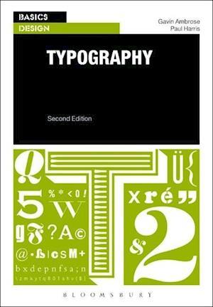 Bog, paperback Typography af Paul Harris