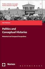Politics and Conceptual Histories af Kari Palonen
