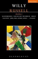Willy Russell Plays (Contemporary Dramatists)