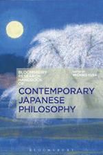 The Bloomsbury Research Handbook of Contemporary Japanese Philosophy (Bloomsbury Research Handbooks in Asian Philosophy)