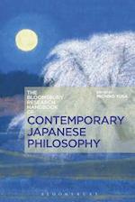 Bloomsbury Research Handbook of Contemporary Japanese Philosophy (Bloomsbury Research Handbooks in Asian Philosophy)