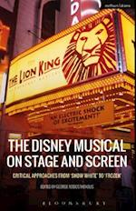 The Disney Musical on Stage and Screen