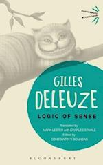 Logic of Sense (Bloomsbury Revelations)