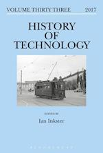 History of Technology Volume 33 (HISTORY OF TECHNOLOGY)