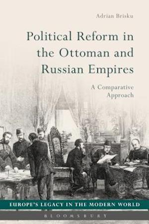 Bog, hardback Political Reform in the Ottoman and Russian Empires af Adrian Brisku