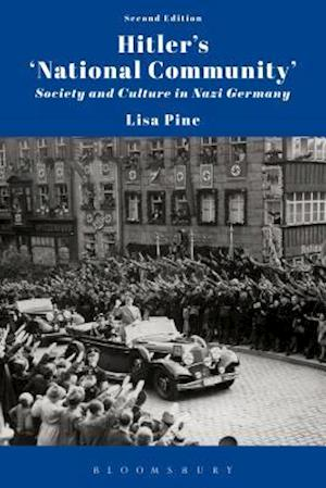 Bog, paperback Hitler's 'National Community' af Dr. Lisa Pine
