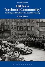 Hitler's 'National Community' af Dr. Lisa Pine