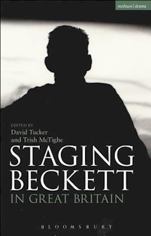 Bog, paperback Staging Beckett in Great Britain af David Tucker
