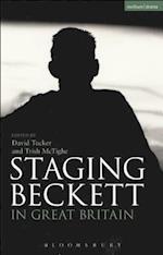 Staging Beckett in Great Britain