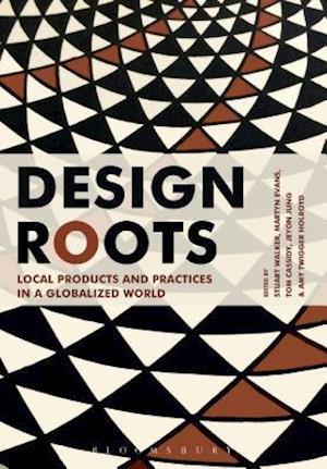 Bog, hardback Design Roots af Stuart Walker