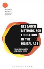 Research Methods for Education in the Digital Age af Maggi Savin-Baden