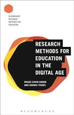 Research Methods for Education in the Digital Age af Gemma Tombs, Maggi Savin-Baden