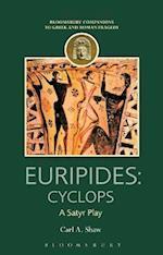 Euripides: Cyclops af Carl A. Shaw