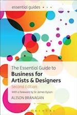 Essential Guide to Business for Artists and Designers (The Essential Guides)