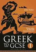 Greek to GCSE af John Taylor
